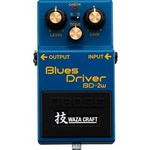 Boss BD-2W Blues Driver Waza Craft Effects Pedal