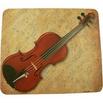 Aim AIM40032 Mouse Pad Violin Sheet Music