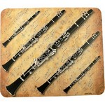 Aim AIM40033 Mouse Pad Clarinet Sheet Music