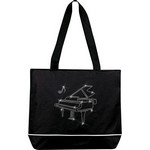 Aim AIM48413 Grand Piano Bling Tote