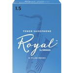Rico Royal Tenor Sax Reeds,Box of 10