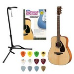 Yamaha FG800 Acoustic Guitar Bundle- Everything You Need To Play Today