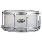 Pearl CRB1465/C733 14x6.5 Crystal Beat Free Floating Snare - Frosted