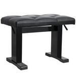 On-Stage KB9503B Height Adjustable Piano Bench