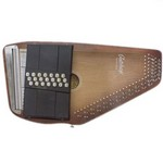 Used Oscar Schmidt 21 Chord Autoharp with Hardshell Case