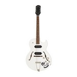 "Epiphone Limited Edition George Thorogood ""White Fang"" ES-1255TDC Outfit"