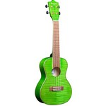 Amahi PGUK555GRC Green Flamed Maple Concert