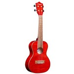 Amahi PGUK555RDC Red Flamed Maple Concert