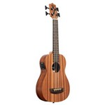 Kala Zebrawood U-Bass Acoustic/Electric