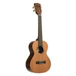 Kala KA-ASCP-T All Solid Cedar Top Solid Pau Ferro Tenor Ukulele