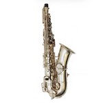 Used Buescher Silver True Tone Low Pitch Alto Saxophone