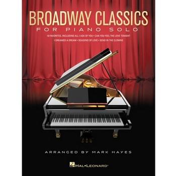 Broadway Classics for Piano Solo