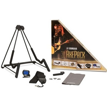 Yamaha AXPAK Axe Pack Guitar Accessory Kit for Electric & Acoustic Guitar