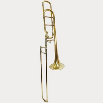 Used Bach 36BO Open Wrap Trombone